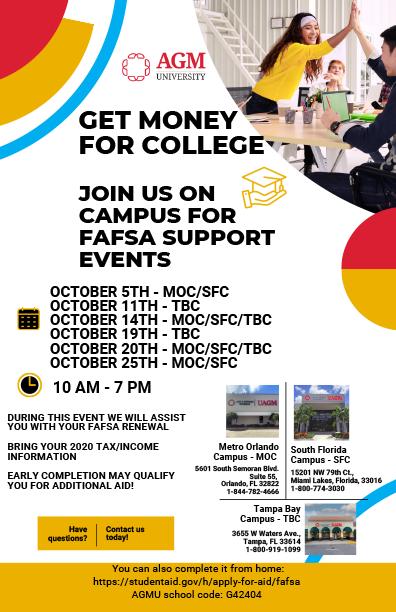 FAFSA Event
